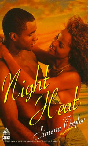 Night Heat (Arabesque): Simona Taylor
