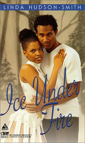 Ice Under Fire (Arabesque): Hudson-Smith, Linda