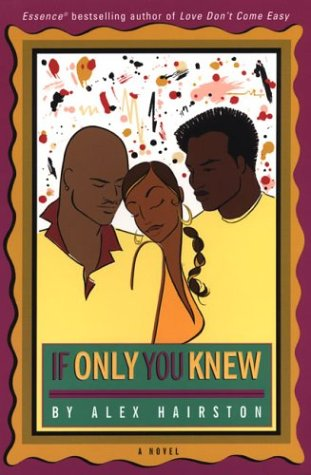 If Only You Knew: Hairston, Alex