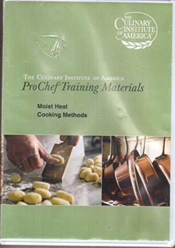 9781583153000: ProChef Training Materials: Moist Heat Cooking Methods