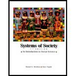 Systems of Society- (Custom): Manuel G. Mendoza
