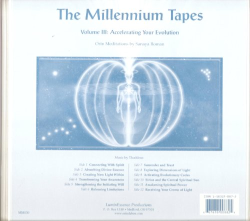 9781583190876: The Millennium Tapes (Volume 3: Accelerating Your Evolution)