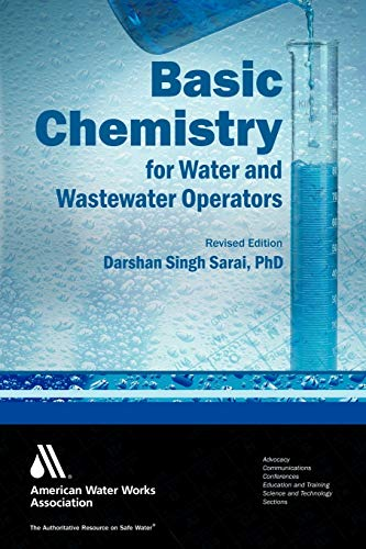 9781583211489: Basic Chemistry for Water and Wastewater Operators
