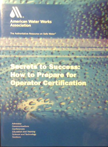 9781583216095: How to Prepare for Operator Certification: Secrets to Success