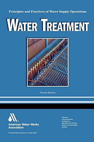 9781583217771: Water Treatment WSO: Principles and Practices of Water Supply Operations Volume 1 (Water Supply Operations Series)