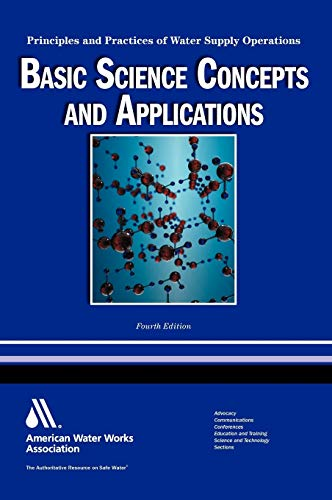 9781583217788: WSO Basic Science Concepts and Application: Principles and Practices of Water Supply Operations