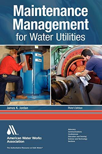 9781583217832: Maintenance Management for Water Utilities