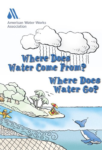9781583219539: Where Does Water Come From? Where Does Water Go?