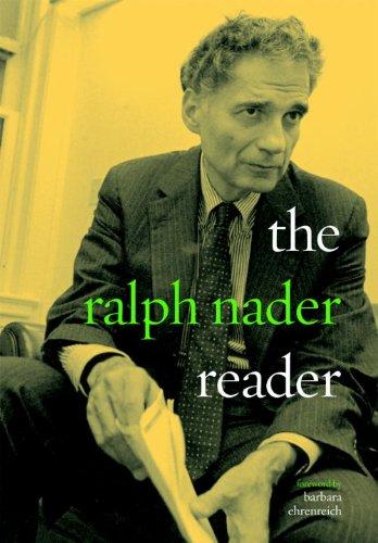 9781583220467: The Ralph Nader Reader