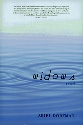Widows: A Novel (1583224831) by Dorfman, Ariel