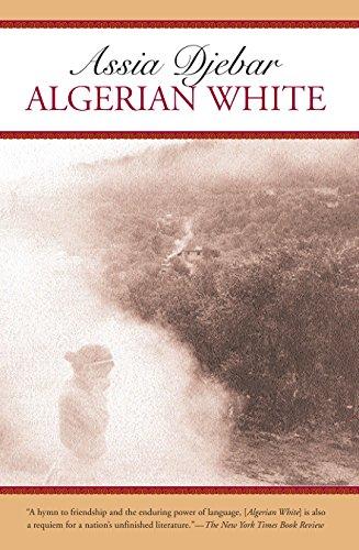 9781583225165: Algerian White: A Narrative