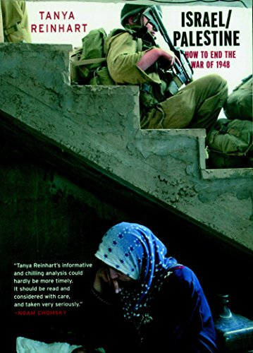 9781583225387: Israel/Palestine: How to End the 1948 War (Seven Stories' Open Media)