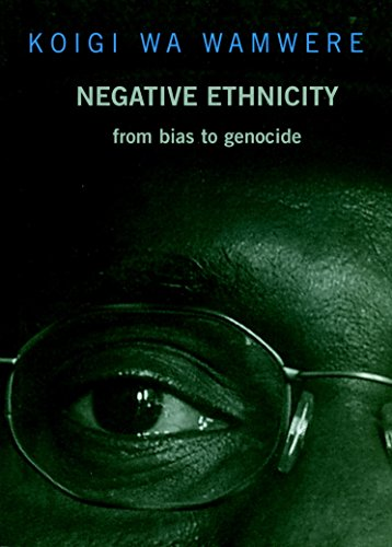 9781583225769: Negative Ethnicity: From Bias to Genocide