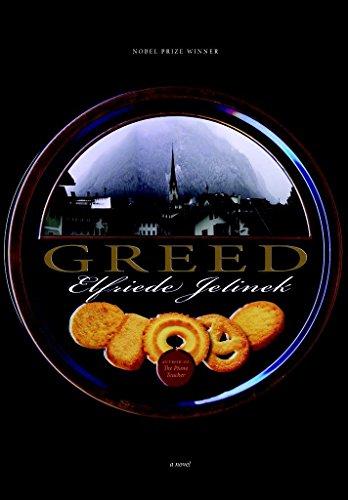 Greed: Jelinek, Elfriede