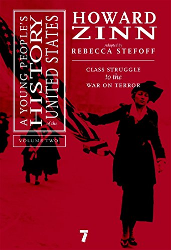 9781583227602: A Young People's History of the United States: Class Struggle to the War On Terror (Volume 2)