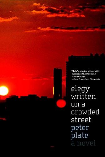 9781583229316: Elegy Written on a Crowded Street: A Novel