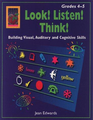 9781583240175: Look! Listen! Think! Grades 4-5