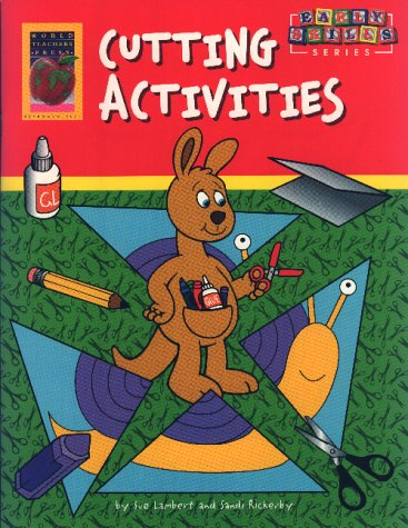 9781583240236: Cutting Activities: Early Skills Series