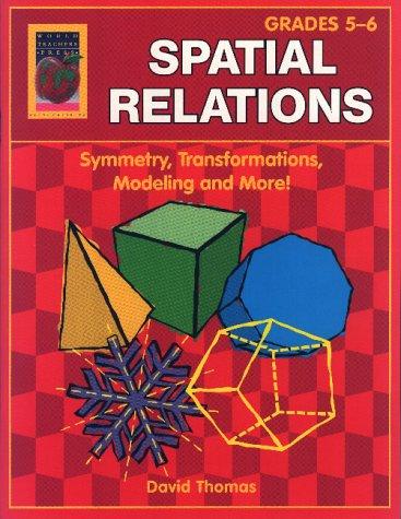 9781583240274: Spatial Relations, Grades 5-6 (Book 3)