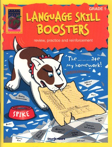Language Skill Boosters, Grade 1: George Moore