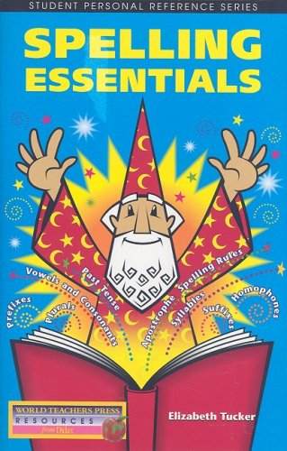 9781583241110: Spelling Essentials (Student Personal Reference)