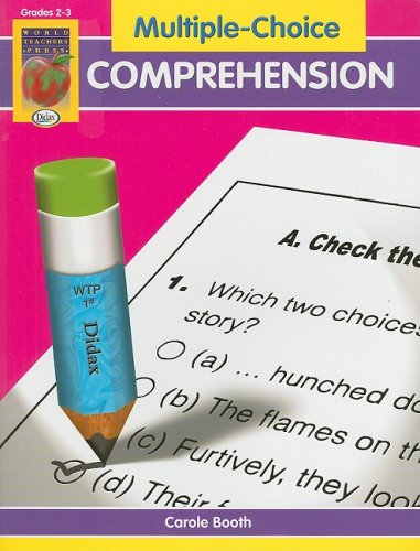 9781583241226: Multiple Choice Comprehension, Grades 2-3