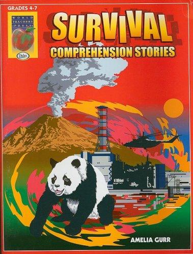 9781583241394: Survival Comprehension Stories