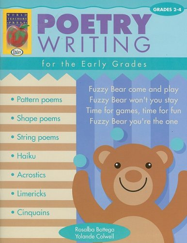9781583241516: Poetry Writing for the Early Grades