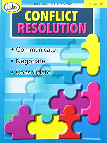 9781583241813: Conflict Resolution, Grades 3-5 (Conflict Resolution (Didax))