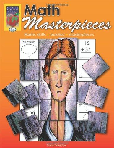 Math Masterpieces, Grades 3-5: Schymkiw, Gunter
