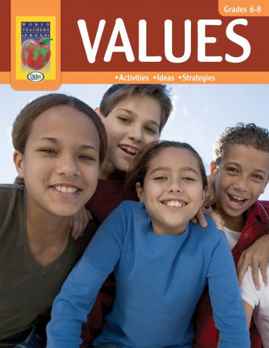 9781583242681: Values, Grades 6-8 (Values (Didax))