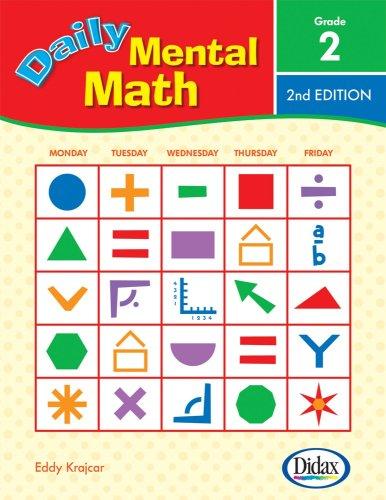 9781583242780: Daily Mental Math, Grade 2