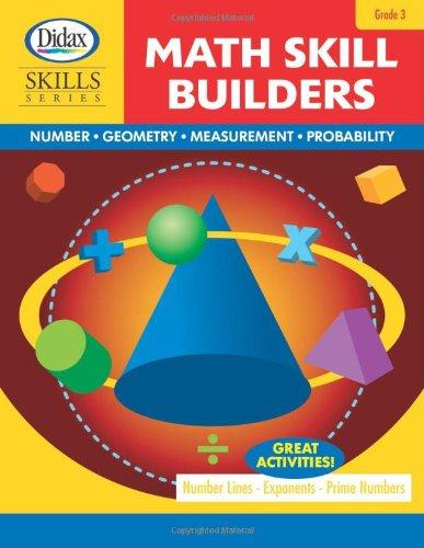 9781583243060: Math Skill Builders (Grade 3)