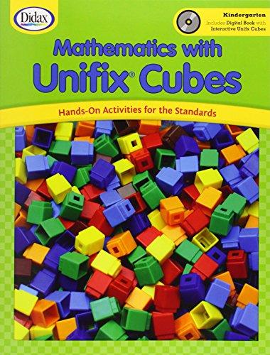 9781583243220: Mathematics with Unifix Cubes (Grade K)