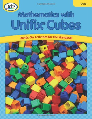 9781583243237: Mathematics with Unifix Cubes, First Grade
