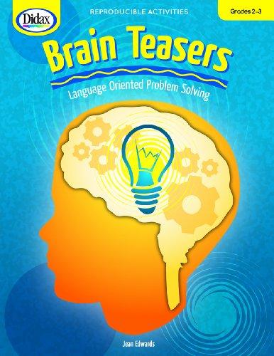 9781583243381: Brain Teasers (Grades 2-3)
