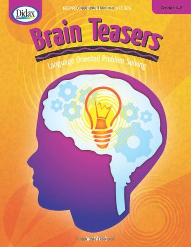 9781583243398: Brain Teasers (Grades 4-5)