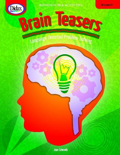 9781583243404: Brain Teasers (Grades 6-8)