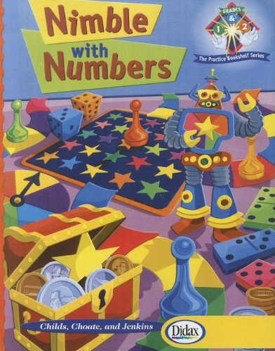 9781583243411: Nimble with Numbers, Grades 1-2: Engaging Math Experiences to Enhance Number Sense and Promote Practice (Practice Bookshelf)