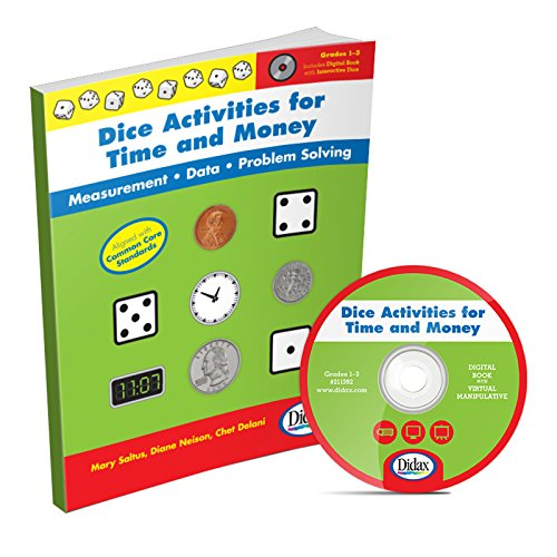 9781583246559: Dice Activities for Time and Money