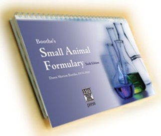 9781583260975: Boothe's Small Animal Formulary