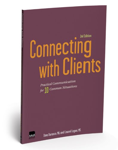 9781583261163: Connecting with Clients: Practical Communication for 10 Common Situations, Se...