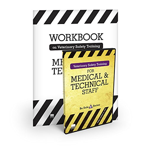 9781583262108: Veterinary Safety Training for Medical and Technical Staff