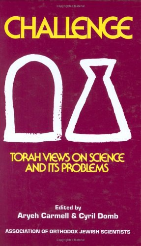 9781583304242: Challenge: Torah View on Science and its Problems