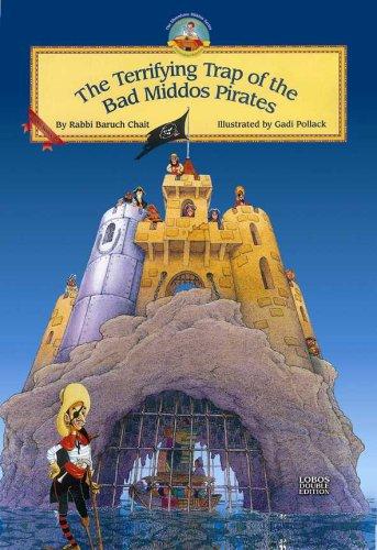 Terrifying Trap of the Bad Middos Pirates: Rabbi Baruch Chait