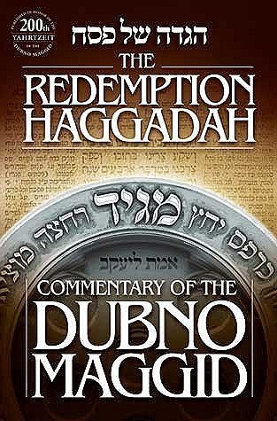 9781583307922: The Redemption Haggadah: Commentary of the Dubno Maggid
