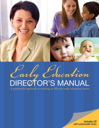 9781583310380: Early Education Director's Manual