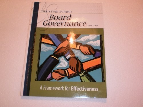 9781583310427: Christian School Board Governance