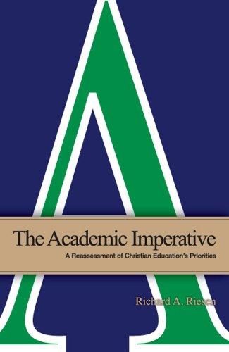 9781583310991: The Academic Imperative
