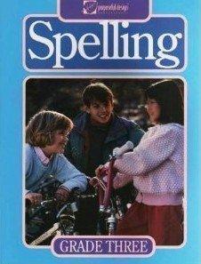 9781583311585: Spelling, Grade 3